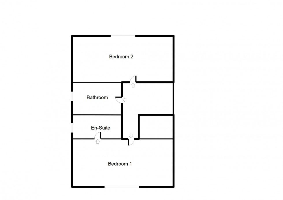 Floorplan for Forbeshill, Forres