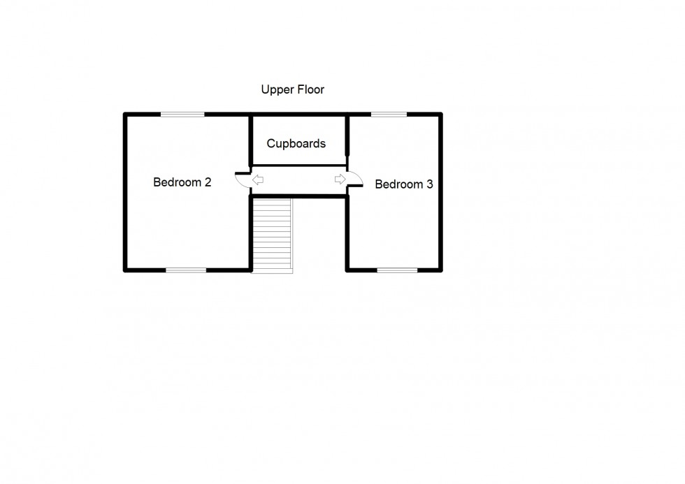 Floorplan for Dunedin Place, North Road, Forres