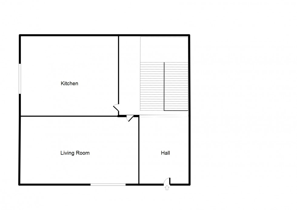 Floorplan for Old Mill Court, Garden Lane, Buckie