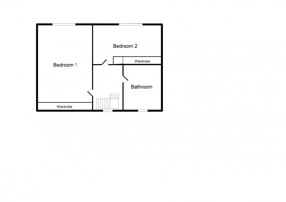 Floorplan for Easter Road, Kinloss