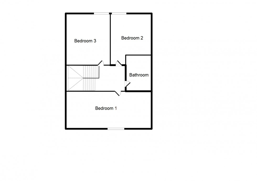 Floorplan for School Brae, Lossiemouth