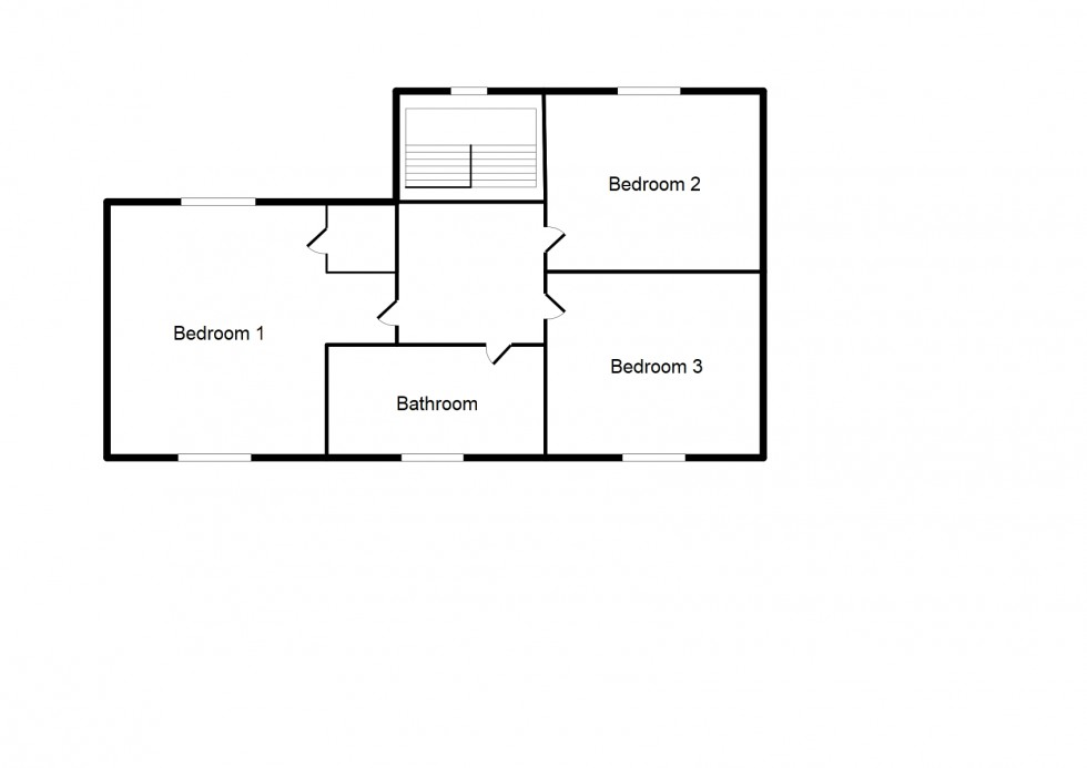 Floorplan for Strathcona Road, Forres