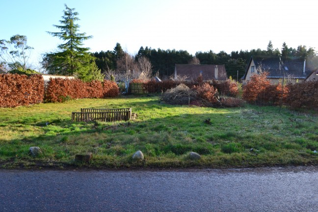**Reduced Price**Building Plot At Kintessack, Forres